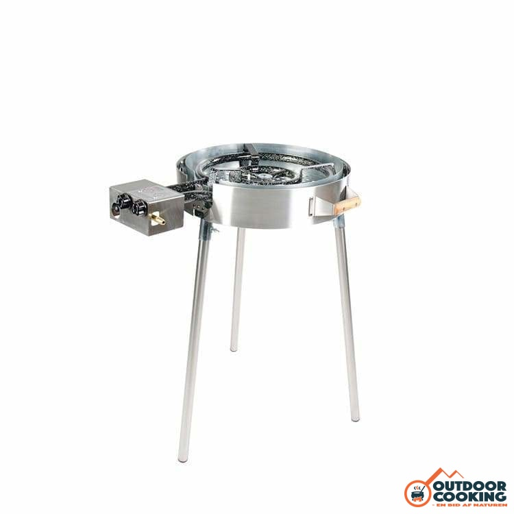 Wokpande inkl. gasblus - PRO-545 - Outdoor Cooking