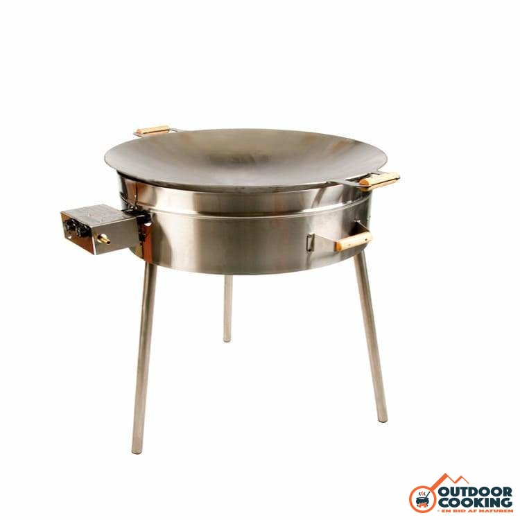 Wokpande inkl. gasblus - PRO-675 - Outdoor Cooking