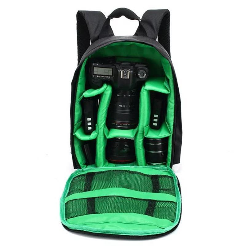 Camera Backpack for Photographer-geardeal.online-Green-GearDeal.Online