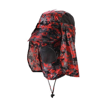 CAMOUFLAGE HUNTING HATS-GearDeal.Online