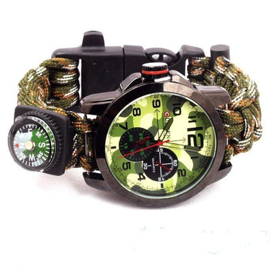 CP Multicamp Gear Outdoor Watch-GearDeal.Online