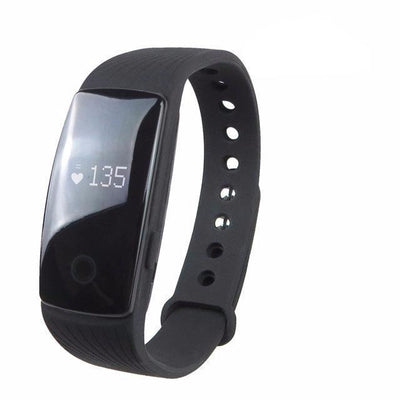 ID107 Smart Bluetooth Watch-geardeal.online-Black-GearDeal.Online