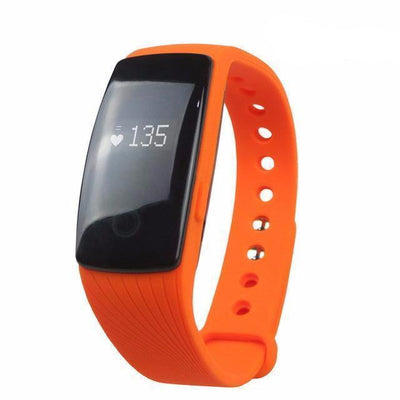 ID107 Smart Bluetooth Watch-geardeal.online-Orange-GearDeal.Online