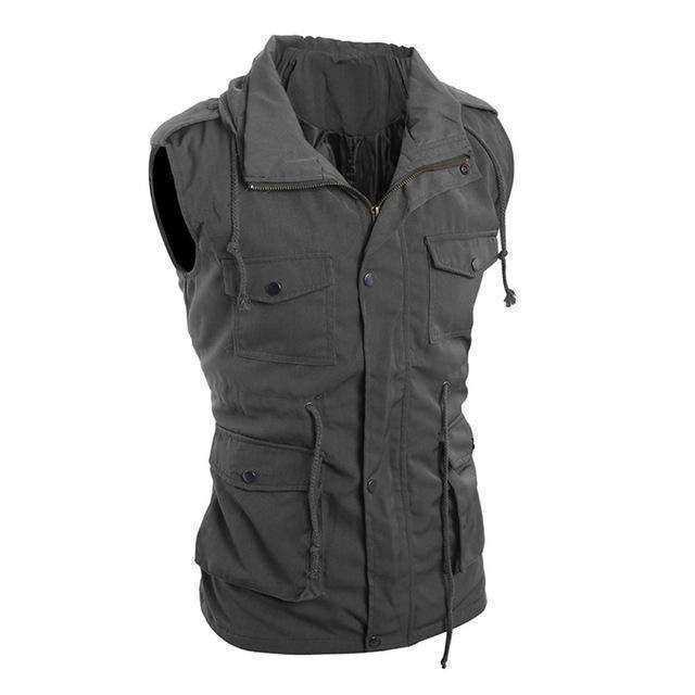 Men Hiking Camping Vests