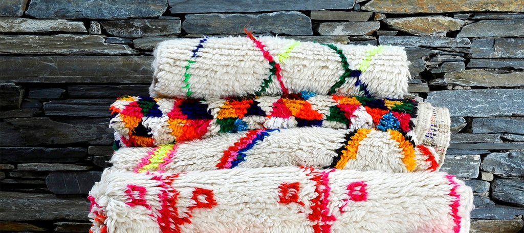 Moroccan Rugs Pile