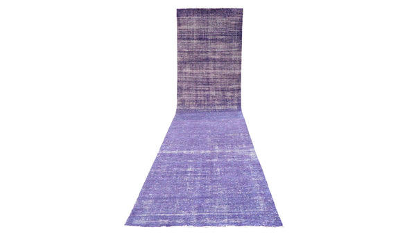 Custom Made Purple Vintage Runner for Vanisa - R78