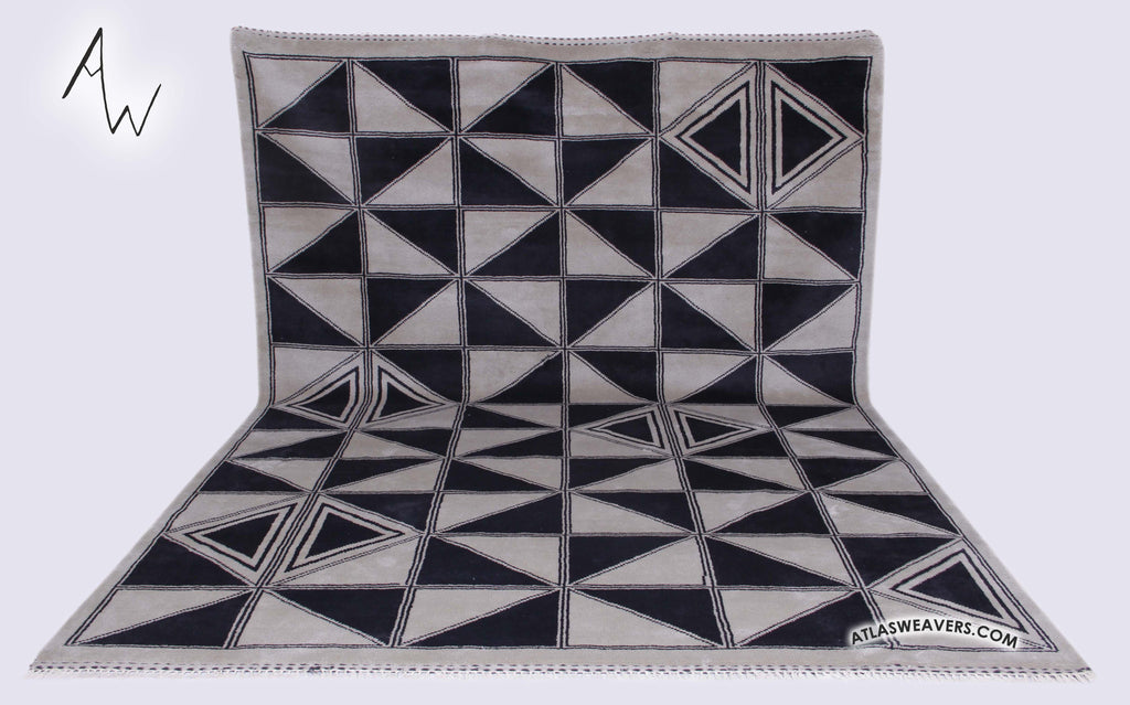 Moroccan Modern by Atlas Weavers - #Sk24