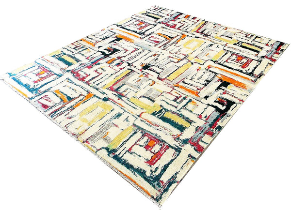 Custom Moroccan Azilal Rug - For John - M 4238