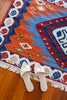 Hand knotted Hanbel kilim - For Jess Keys - M301