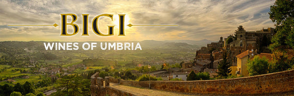 Bigi wines of Umbria