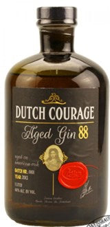 Zuidam Dutch Courage Aged Dry Gin 700ml