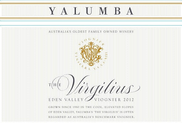 Yalumba The Virgilius Viognier