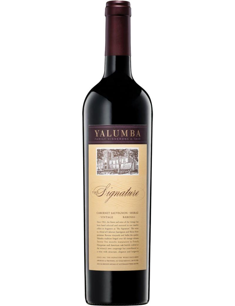 Yalumba The Signature Cabernet-Shiraz