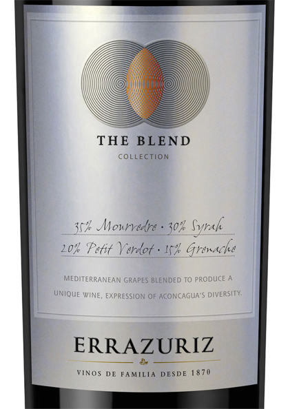 Errázuriz The Blend Collection Red