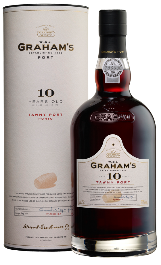 Graham's 10 Year Old Tawny Port 75cl