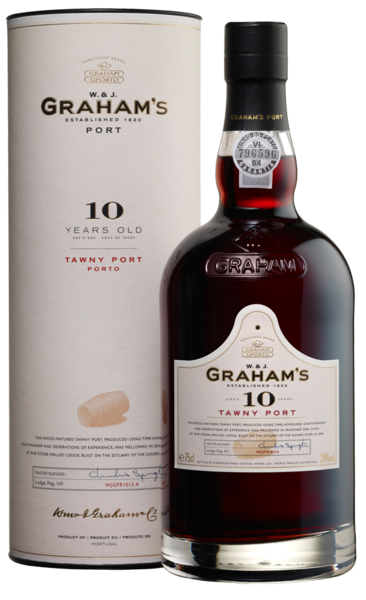 Graham's 10 Year Old Tawny Port 20cl