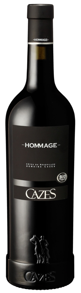Domaine Cazes Hommage Rouge Classic