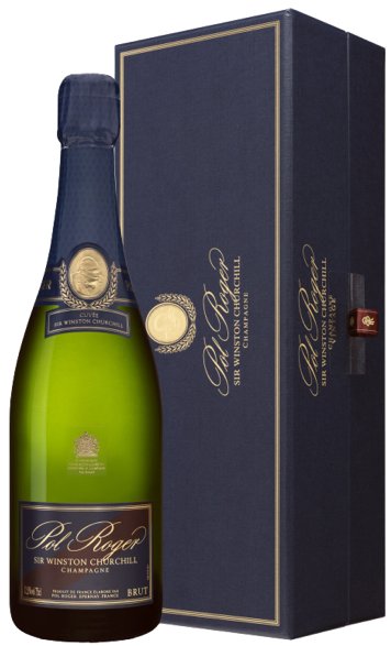 Champagne Pol Roger Sir Winston Churchill (in giftbox)