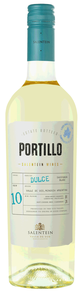 Salentein Portillo Dulce Natural Sauvignon Blanc