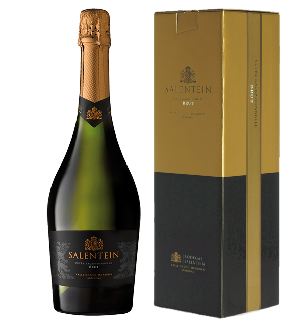 Salentein Sparkling Brut Cuvée Exceptionelle (in giftbox)