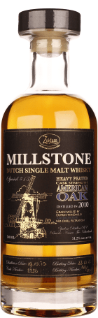 Millstone Special no13 Heavy Peated American Oak