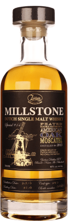 Millstone Special no14 Peated American Oak Moscatel