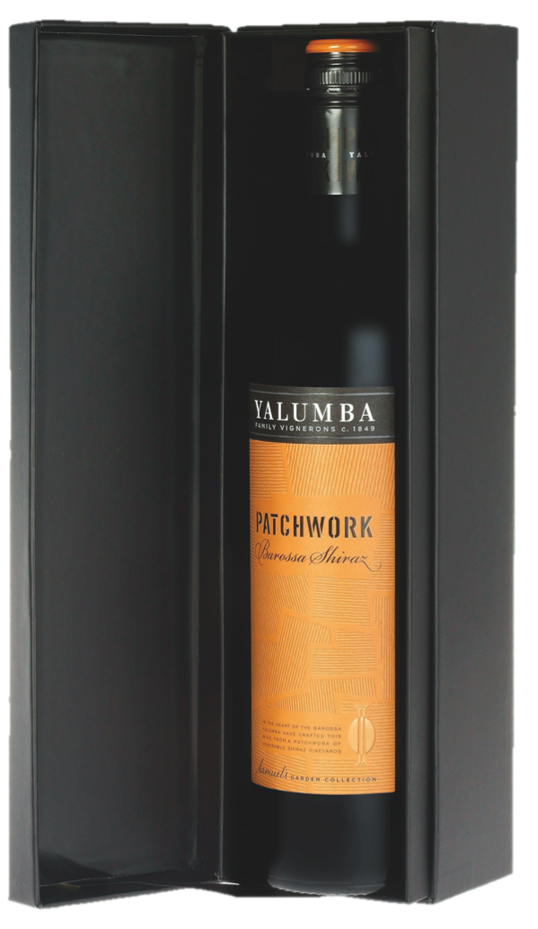 Yalumba Patchwork Shiraz (in giftbox)