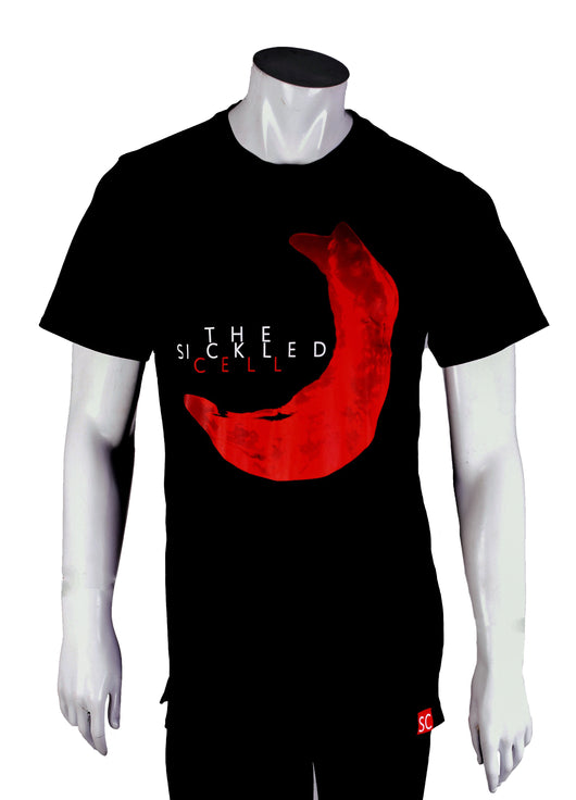 The Sickled cell black T-shirt