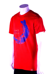 The Sickled cell red t-shirt