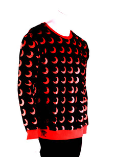 The Sickled cell black sweatshirts AKA The Cells in Black