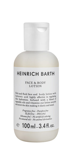 FACE & BODY  LOTION