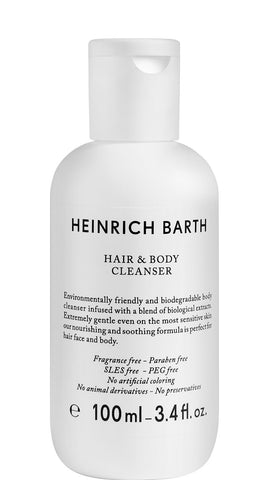 HAIR & BODY CLEANSER 100ml - 3.4 fl. oz.