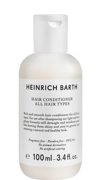 HAIR CONDITIONER ALL HAIR TYPES 100ml - 3.4 fl. oz.