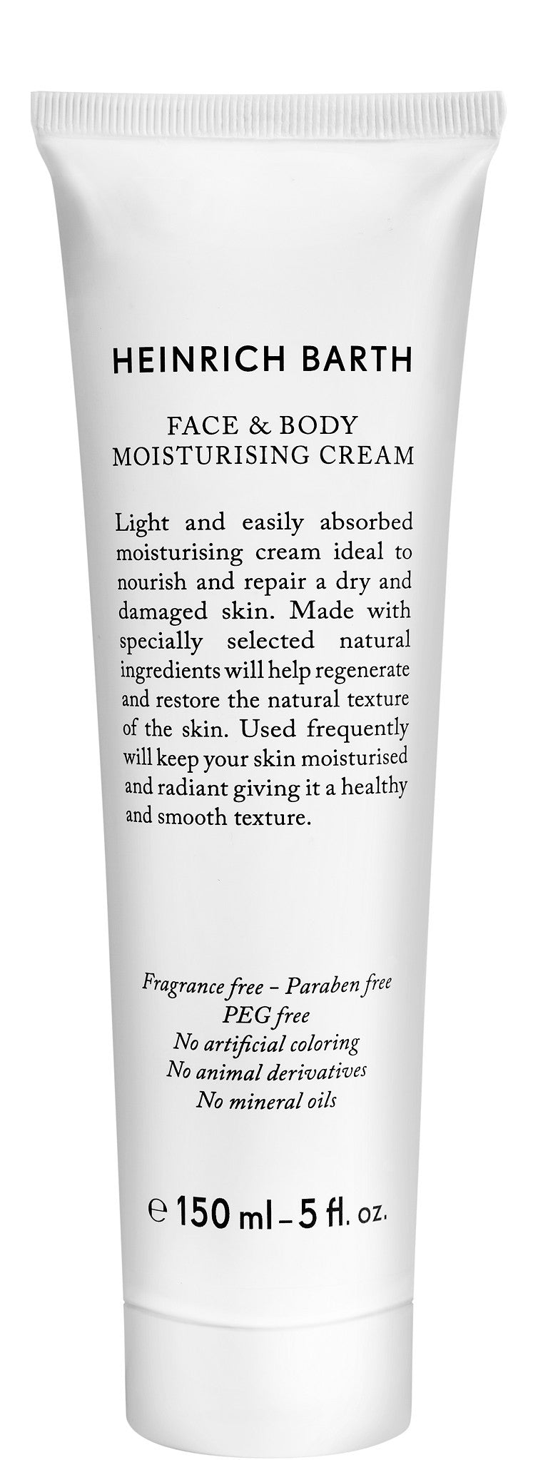 MOISTURISING CREAM 150ml - 5 fl. oz.