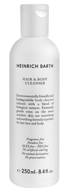 HAIR & BODY CLEANSER 250ml - 8.4 fl. oz.