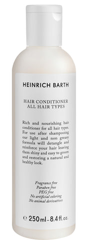 HAIR CONDITIONER ALL HAIR TYPES 250ml - 8.4 fl. oz.