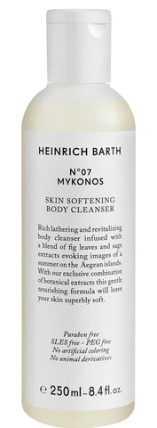 N°07 MYKONOS  SKIN SOFTENING BODY CLEANSER  250ml - 8.4 fl. oz.