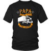 PAPA The Man The Myth The Legend T-Shirt - Proud Your Style