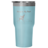Dogs Alway in My Heart Vacuum Tumbler - Proud Your Style