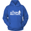 The Walking Muay Thai Hoodie Shirt - Proud Your Style