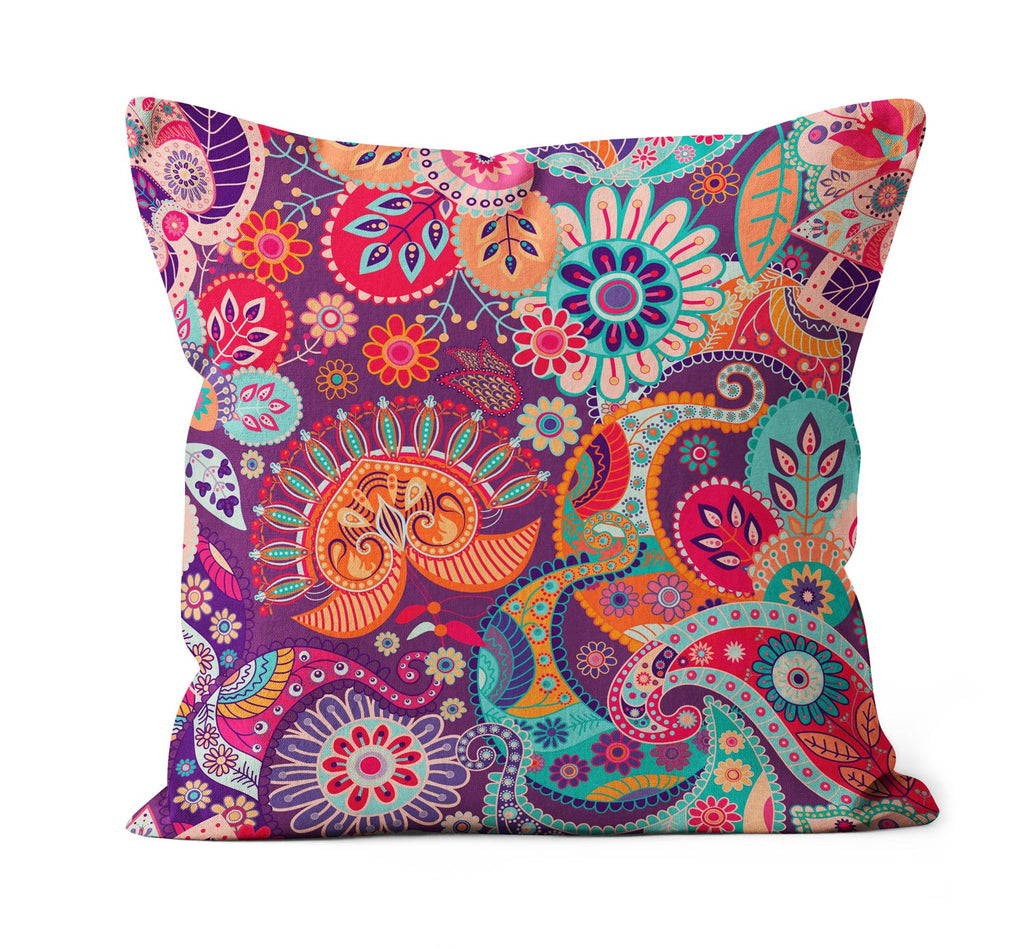 Artistically Creative & Colorful I Cushion Cover - OyeHoe