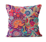 Artistically Creative & Colorful I Cushion Cover