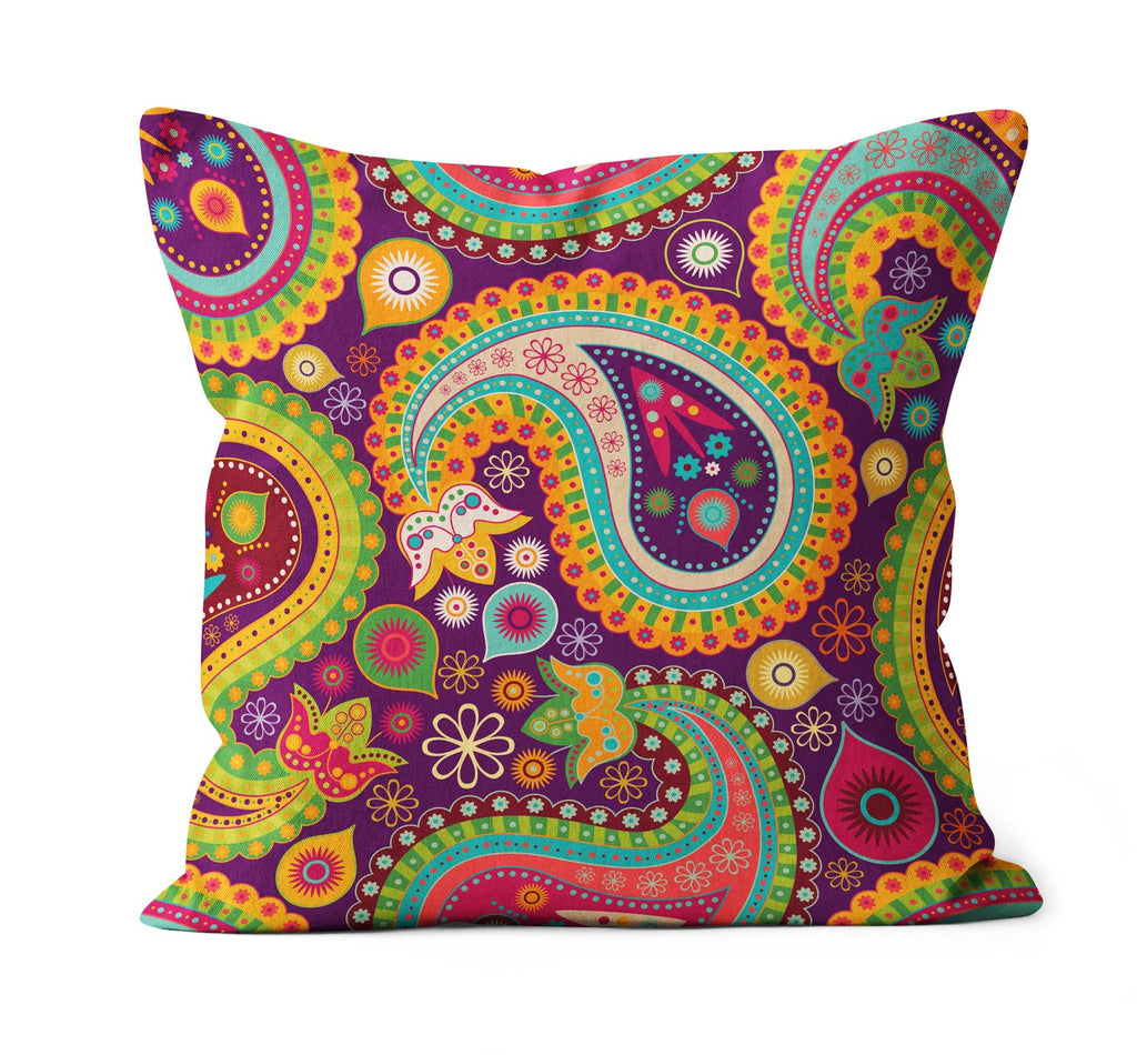 Artistically Creative & Colorful II Cushion Cover - OyeHoe