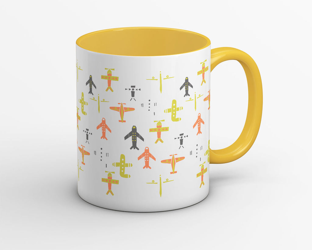 Rise High Coffee Mug - OyeHoe