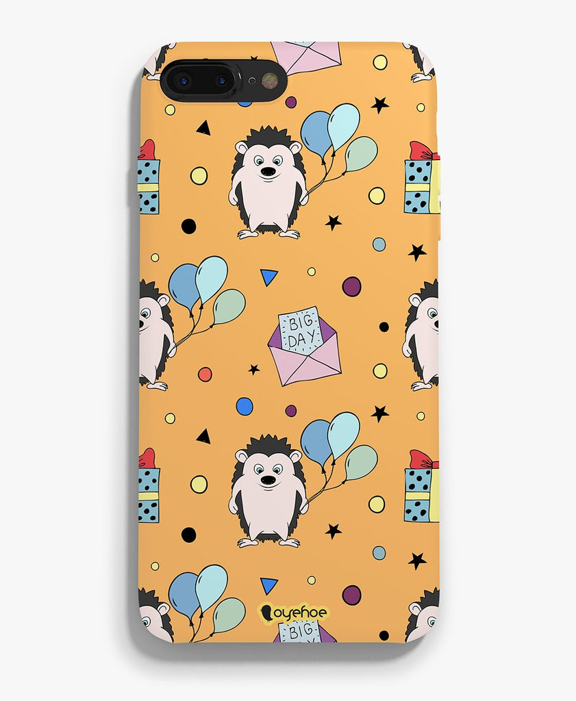 Big Day Toon Phone Cover - OyeHoe