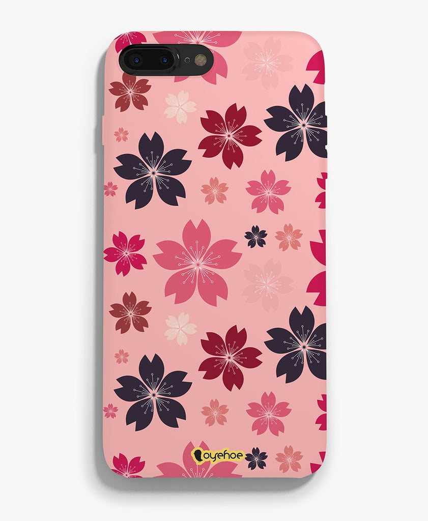 Flowers Passion Phone Cover - OyeHoe