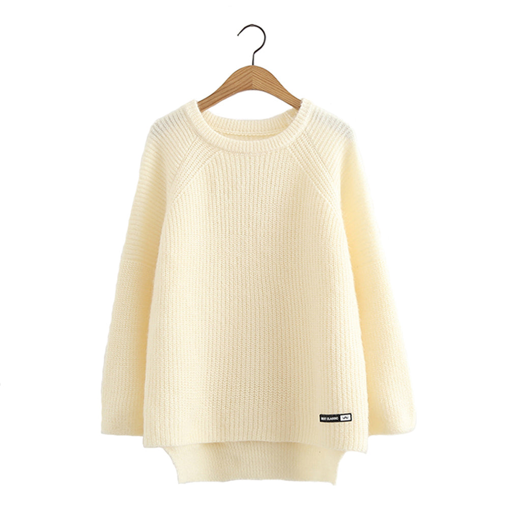 Autumn Fashion Long Casual Women Sweater - OyeHoe
