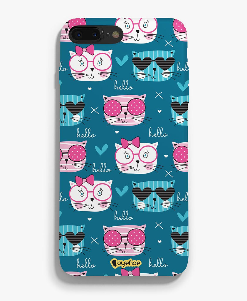 Smart Kitty Phone Cover - OyeHoe