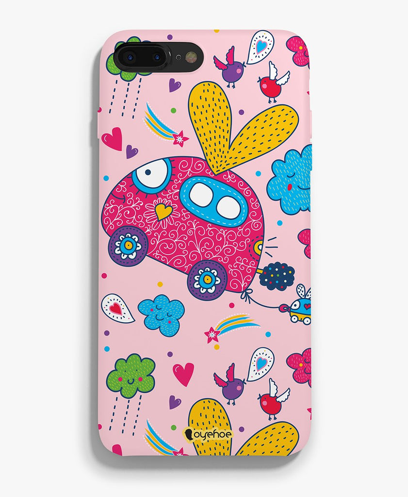 O My Lovely Car Phone Cover - OyeHoe