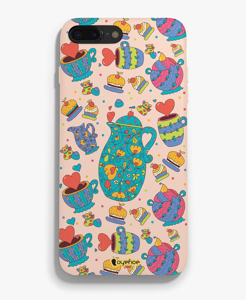 Its my cup of tea Phone Cover - OyeHoe